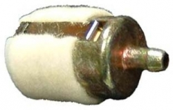 Fuel filter, fits 5,8 MM WALBRO