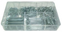 Cotter pin - Clear box pack - 555pcs