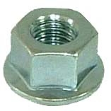 Nut M8 x 1,25 x 9,7mm fits HUSQVARNA