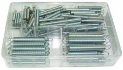 Expansion spring - Clear Box pack - 125pcs